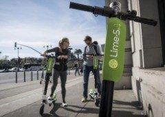 Trotinetes elétricas da Lime conseguem detetar se andas no passeio! E vão fazer queixinhas
