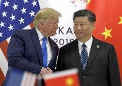 Trump anuncia que a Huawei pode voltar a fazer negócios com empresas americanas