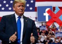 Trump não convidou Facebook nem Twitter para reunião de redes sociais