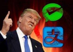 Trump volta a atacar. WeChat Pay, Alipay e outras aplicações chinesas foram banidas!