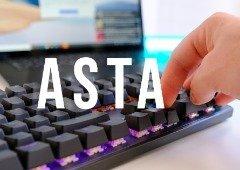 Trust Asta GXT 865 review: teclado mecânico barato e bom