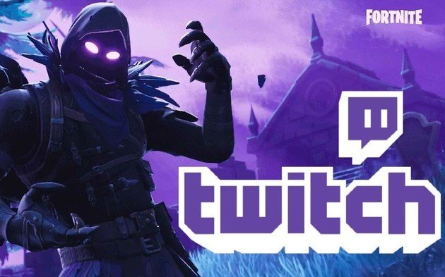 Twitch Fortnite Apex Legends