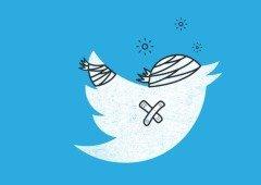 Twitter afectado por graves problemas! O problema não é do teu smartphone