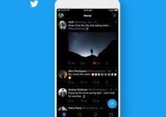 Twitter lança dark mode para iOS amigo dos ecrãs OLED