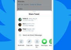 Twitter para Android: agora vais poder partilhar tweets como sempre desejaste!