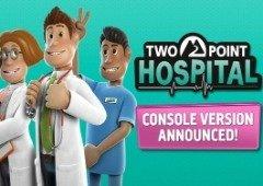 Two Point Hospital: depois de grande sucesso para PC, chegará às consolas no início de 2020