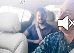 Xiu! Uber lança opção para calar motoristas tagarelas