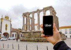 Uber chega a mais uma cidade portuguesa, 2,8 milhões de downloads depois