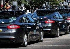 Uber está novamente a testar carros autónomos