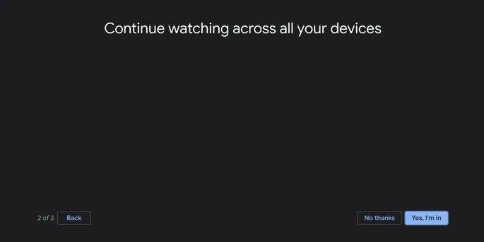 Google serviço de streaming