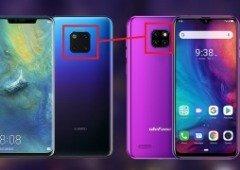 Ulefone Note 7P é o verdadeiro Huawei Mate 20 Lite!