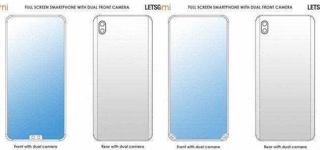 Xiaomi misteriosos smartphones