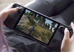 Valve já pensa na próxima versão da Steam Deck com melhorias no ecrã