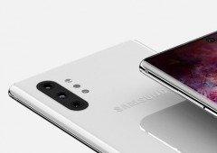 Vê a diferença entre o Samsung Galaxy Note 10 e Note 10 Pro em nova leak