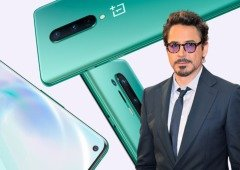 Vê a publicidade do OnePlus 8 Pro com o ator de Iron Man! (vídeo)