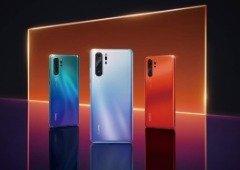 Vê aqui em direto a apresentação do Huawei P30 e P30 Pro