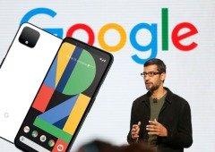 Vê aqui o evento da Google e o lançamento do Pixel 4