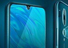 Versão chinesa do Huawei Mate 30 Lite é apresentada oficialmente