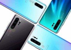 Vídeo do Huawei P30 confirma característica inesperada