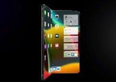 Vídeo mostra-nos um conceito do iPhone dobrável da Apple