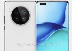 Vídeo mostra o alegado Huawei Mate 40 Pro a ser utilizado