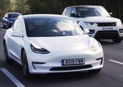 Vídeo mostra verdadeira autonomia de carros elétricos! Tesla ganha mas KIA impressiona!