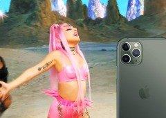 Videoclipe da nova música da Lady Gaga, 'Stupid Love', é gravada com um iPhone 11 Pro