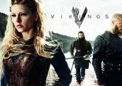 Trailer e teaser official da nova temporada de Vikings
