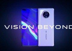 Vivo APEX 2020 é o primeiro smartphone com câmara dentro do ecrã