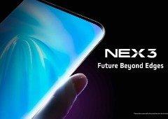 """Vivo NEX 3 5G é oficial! Conhece o primeiro smartphone com """"ecrã cascata"""""""