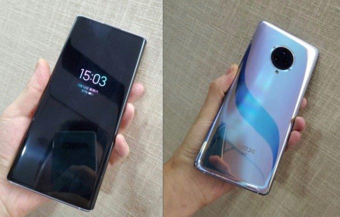 """Vivo NEX 3: O primeiro smartphone com """"ecrã de cascata""""! Entende"""