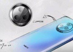 Vivo NEX 3 vai ter um design delicioso, revelam novos rascunhos