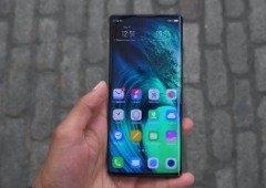 Vivo pode ser a primeira a trazer smartphone com câmara no ecrã!
