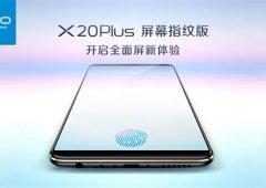 Android. Vivo X20 Plus UD, o futuro chega no dia 24 de janeiro