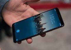 Vivo X20 Plus UD - Algumas películas comprometem o seu leitor biométrico