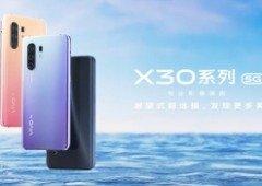 Vivo X30 Pro aparece em teste de performance! As suas câmaras serão a única salvação