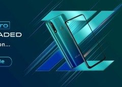 Vivo Z1 Pro é revelado com buraco no ecrã e bateria massiva