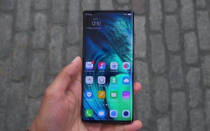 Vivo NEX 3 Xiaomi Mi Mix 4