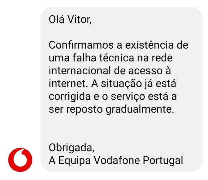 Vodafone Portugal 4Gnews
