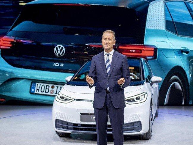 Volkswagen Herbert Diess