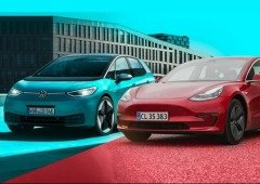 """Volkswagen diz que a Tesla está """"à frente de todos os fabricantes de automóveis"""""""