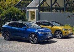 Volkswagen ID.4 em Portugal: preços e versões do rival do Tesla Model Y