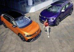 Volkswagen ID.6 apresentado: o SUV elétrico que não vais poder comprar
