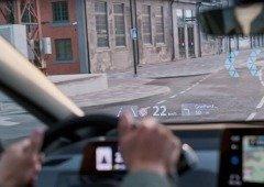 Volkswagen ID3 irá mostrar-te indicações de GPS diretamente no vidro do carro (video)