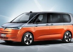 "Volkswagen Multivan T7 revelada: a ""Pão de Forma"" moderna"
