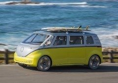 Volkswagen 'pão de forma' elétrica: há mais detalhes sobre a ID.Buzz