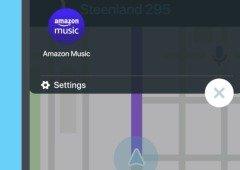 Waze fica ainda mais completo com a integração do Amazon Music. Vê o que tem para oferecer