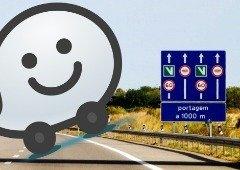 Waze implementa funcionalidade que te diz o preço da autoestrada