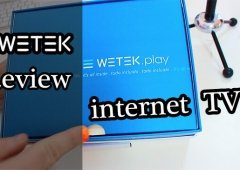 Internet TV com Kodi e XBMC - Wetek.play - Review Português