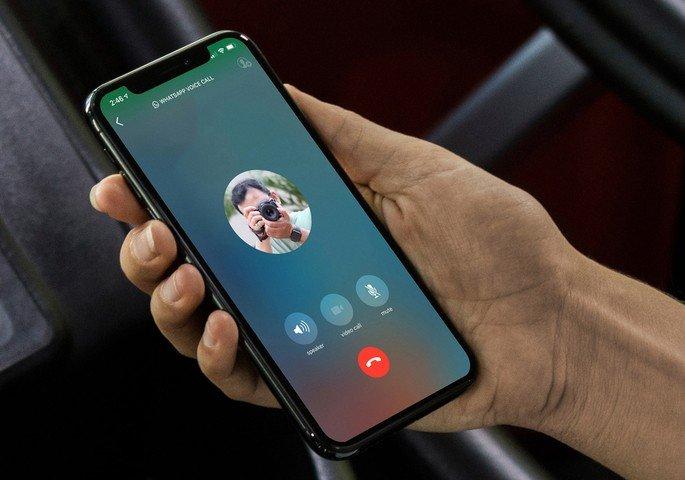 WhatsApp chamadas de vídeo Facebook Messenger